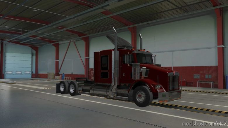 Kenworth T800 V1.2 for Euro Truck Simulator 2