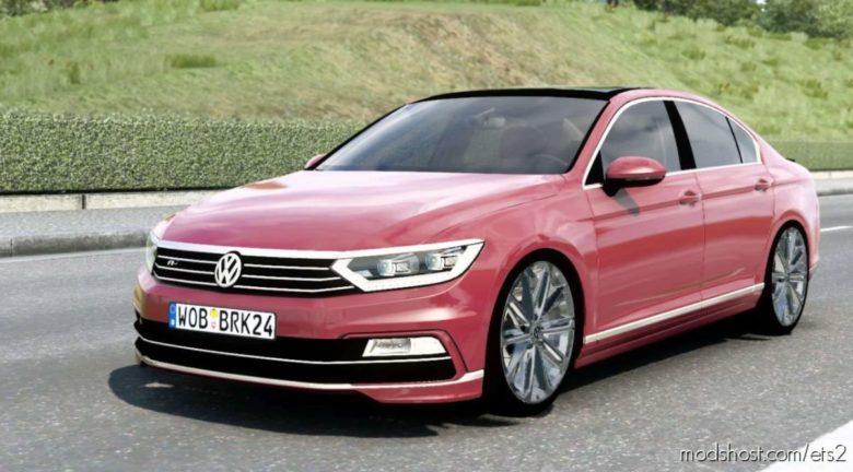 Volkswagen Passat R-Line (B8) 2015 [1.40.4.8S] for Euro Truck Simulator 2