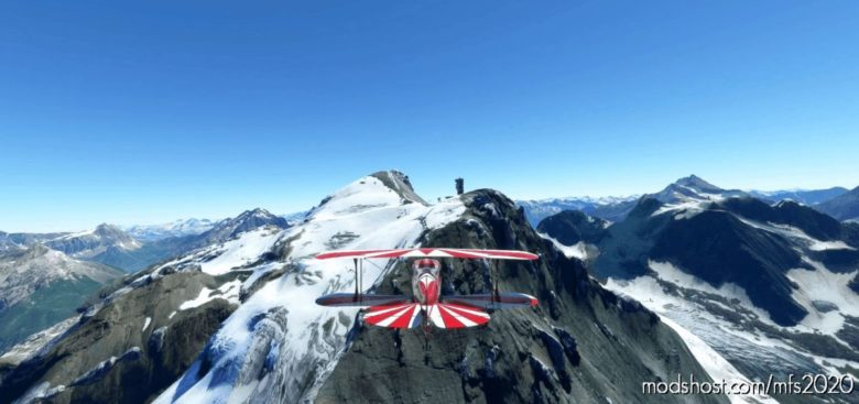 Titlis for Microsoft Flight Simulator 2020