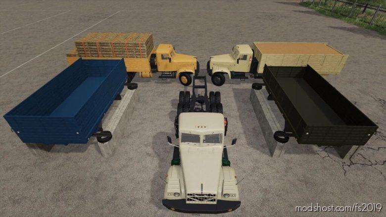 Kraz-257 for Farming Simulator 19