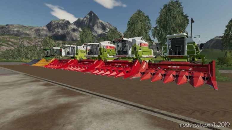 FKA 602 Multi Attach for Farming Simulator 19