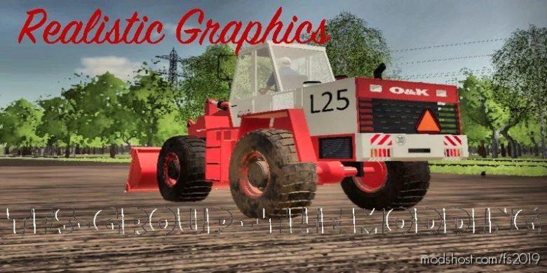 O & K Chargeur V2.0 for Farming Simulator 19