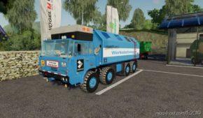 Tatra 8X8 Service for Farming Simulator 19