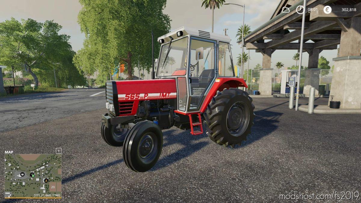 IMT 565P Standard for Farming Simulator 19