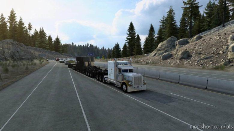 Montana Expansion EOB V0.9.9.8 1.41 for American Truck Simulator