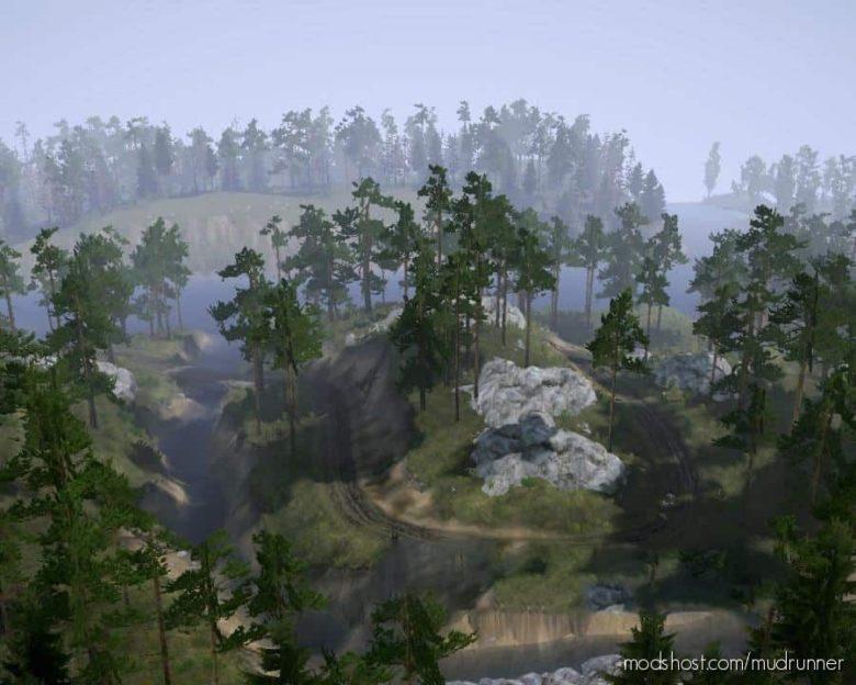 Logistics – NEW Road Map for MudRunner