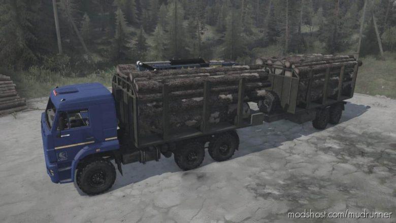 Kamaz-6522-53 V07.05.21 for MudRunner