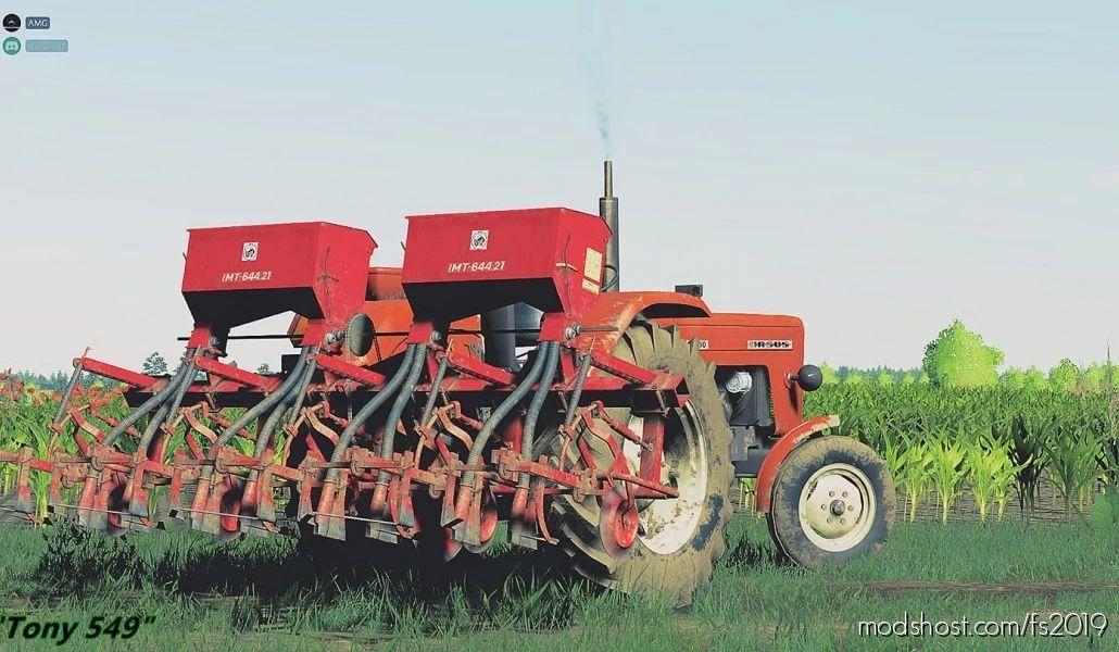 IMT Spartac for Farming Simulator 19