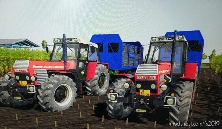 Zetor 16145 VIP for Farming Simulator 19