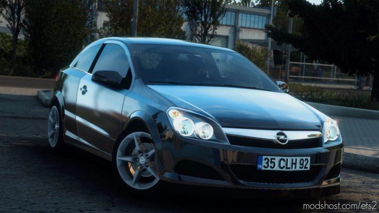 Opel Astra H V1R60 [1.40] for Euro Truck Simulator 2