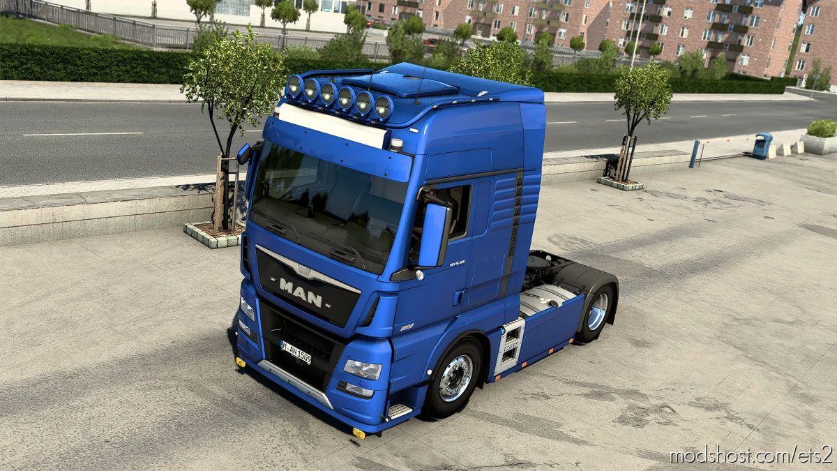 MAN TGX E6 2015 By Gloover V.1.1 [1.40] for Euro Truck Simulator 2