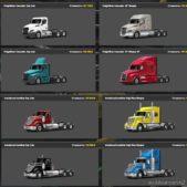 American Truck Pack [1.40] for Euro Truck Simulator 2