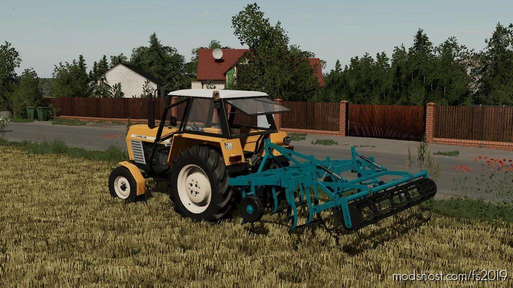 Gruber Lizard 3M for Farming Simulator 19