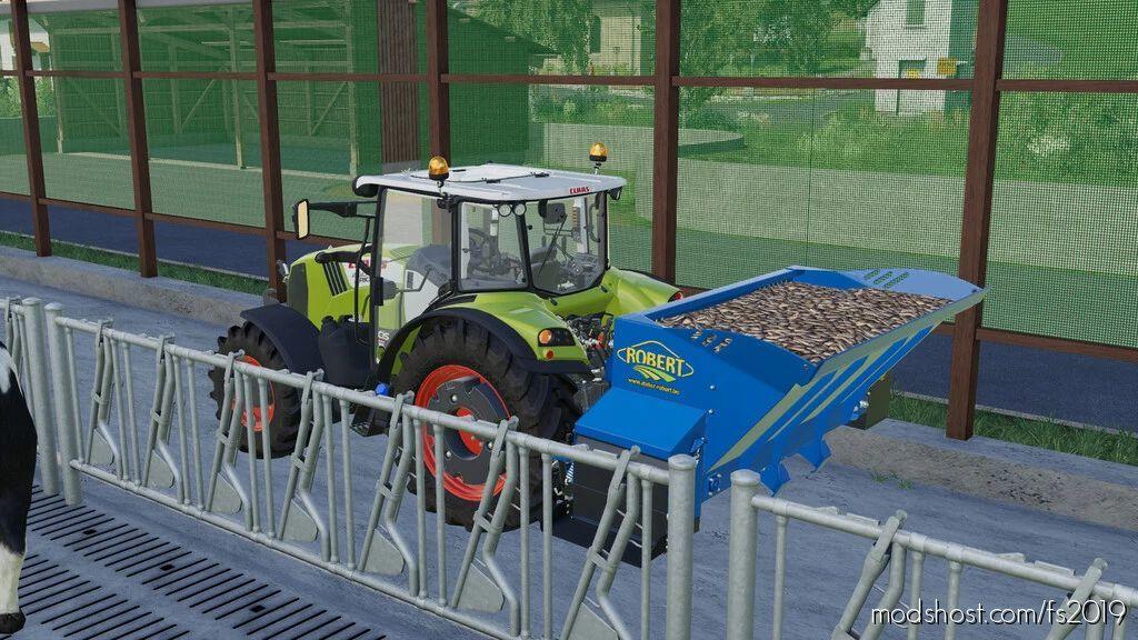 Robert Beet Choppers Pack for Farming Simulator 19