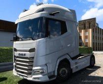 DAF XG 2021 6 Gear Mod for Euro Truck Simulator 2