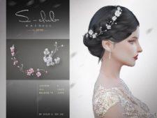LL TS4 Hair ACC 202108 for The Sims 4