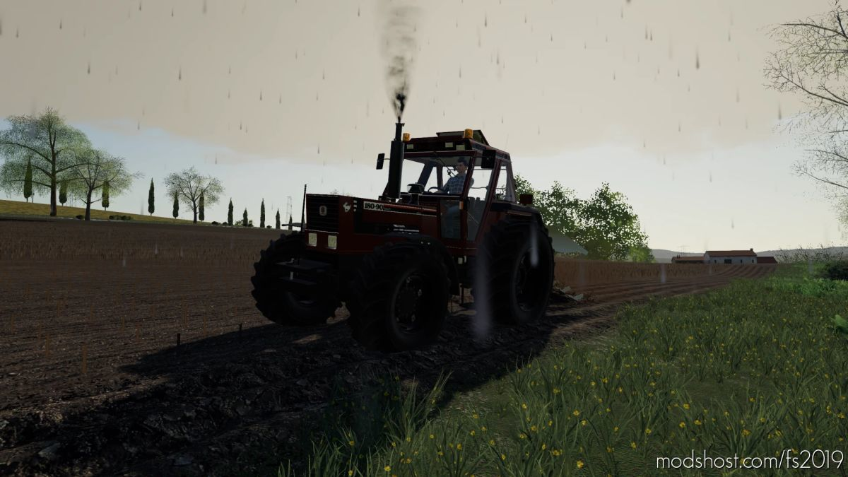 Fiatagri 180-90 Simpleic-Up for Farming Simulator 19