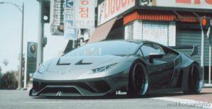 Lamborghini Huracan V1.0.1 for Grand Theft Auto V