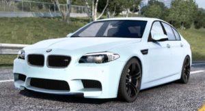 BMW M5 (F10) 2013 [1.40] for American Truck Simulator