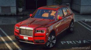 Rolls Royce Cullinan V2.0 for Grand Theft Auto V