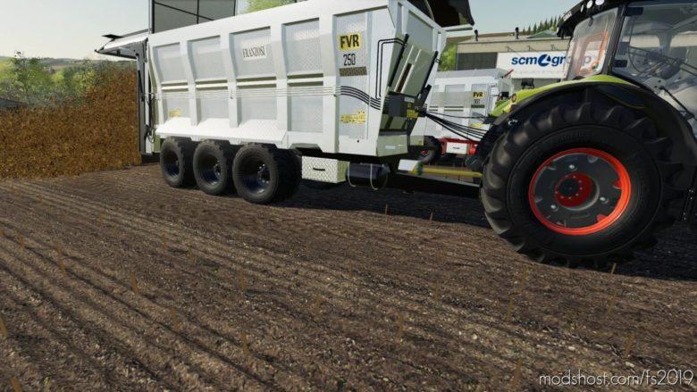 Franzosi Pack for Farming Simulator 19