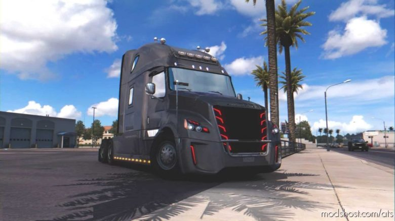 Freightliner Inspiration V1.3 [1.41 – 1.40] for American Truck Simulator