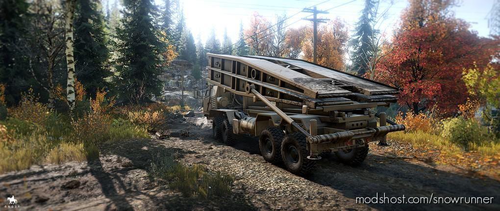 RNG TX Bridge Layer V for SnowRunner