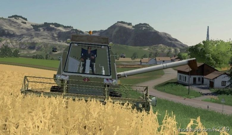 Edit Forschritt E512 HNěDá for Farming Simulator 19