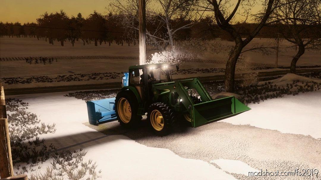 John Deere 6020 Series US Spec for Farming Simulator 19