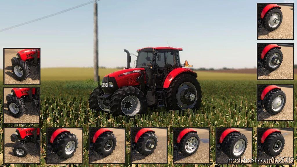 Case IH Farmall 110A/130A for Farming Simulator 19