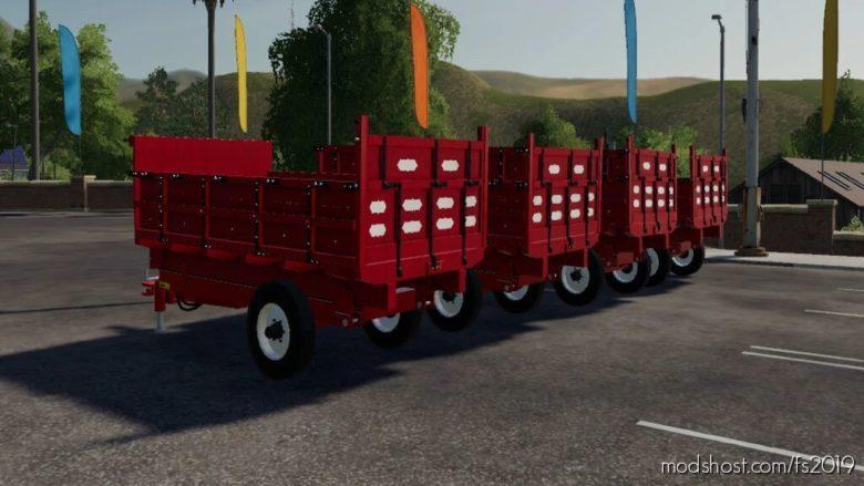 Massey Ferguson 5.000 for Farming Simulator 19