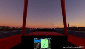 Semi Custom Cockpit LOW Poly Plane V1.1 for Microsoft Flight Simulator 2020