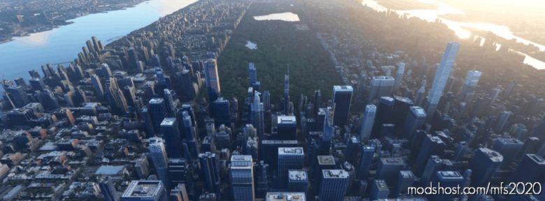 NYC Midtown for Microsoft Flight Simulator 2020