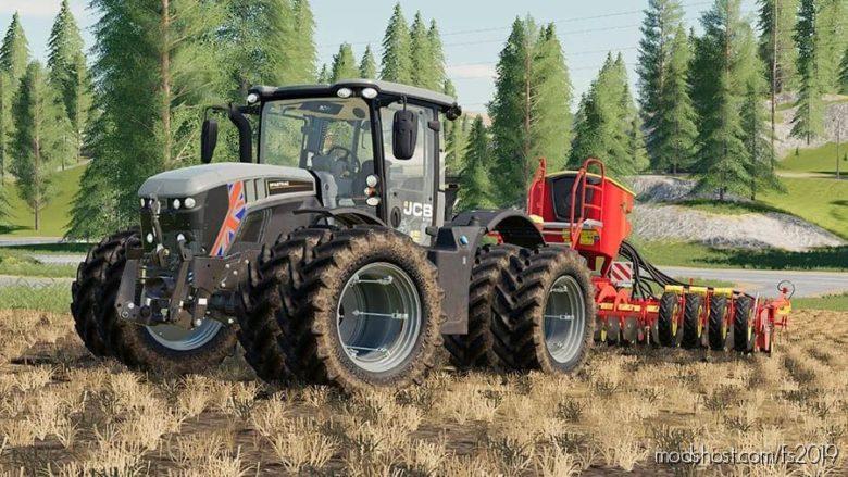 JCB Fastrac Tractor (25 Years Edition) for Farming Simulator 19
