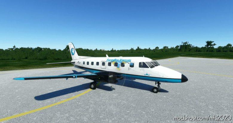 Nextgen Emb110P1 Passenger / Freight- Every AIR ( 4K ) for Microsoft Flight Simulator 2020