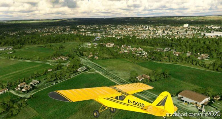 Moosburg Point Of Interest for Microsoft Flight Simulator 2020