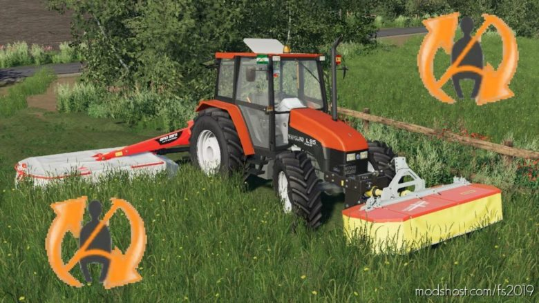 Universal Passenger For NH Serie L for Farming Simulator 19