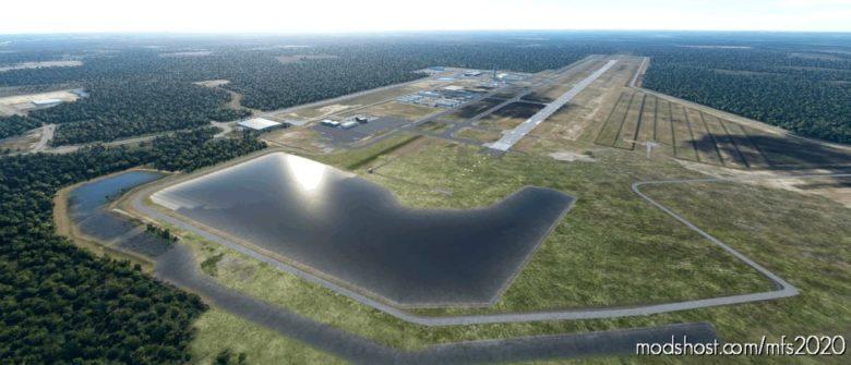 Kecp- NW Florida Beaches International Airport V2.0 for Microsoft Flight Simulator 2020