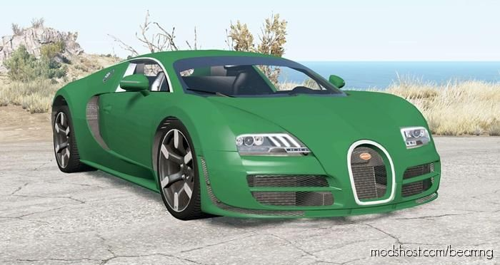 Bugatti Veyron 16.4 Super Sport 2010 for BeamNG.drive