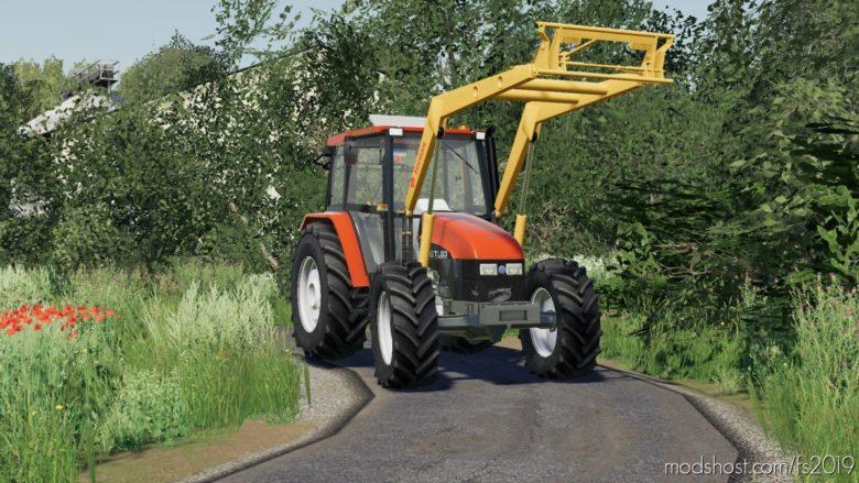 NEW Holland Serie TL V3.0 for Farming Simulator 19