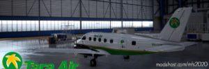 Nextgen Simulations Emb-110P Tara AIR for Microsoft Flight Simulator 2020