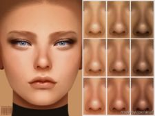 Nosemask N2 for The Sims 4