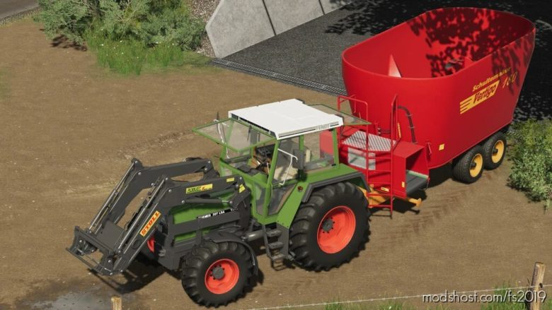 Sound-Pack (Prefab) for Farming Simulator 19