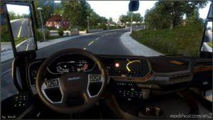 Dashboard Light DAF XG 2021 Pack V1.1 for Euro Truck Simulator 2