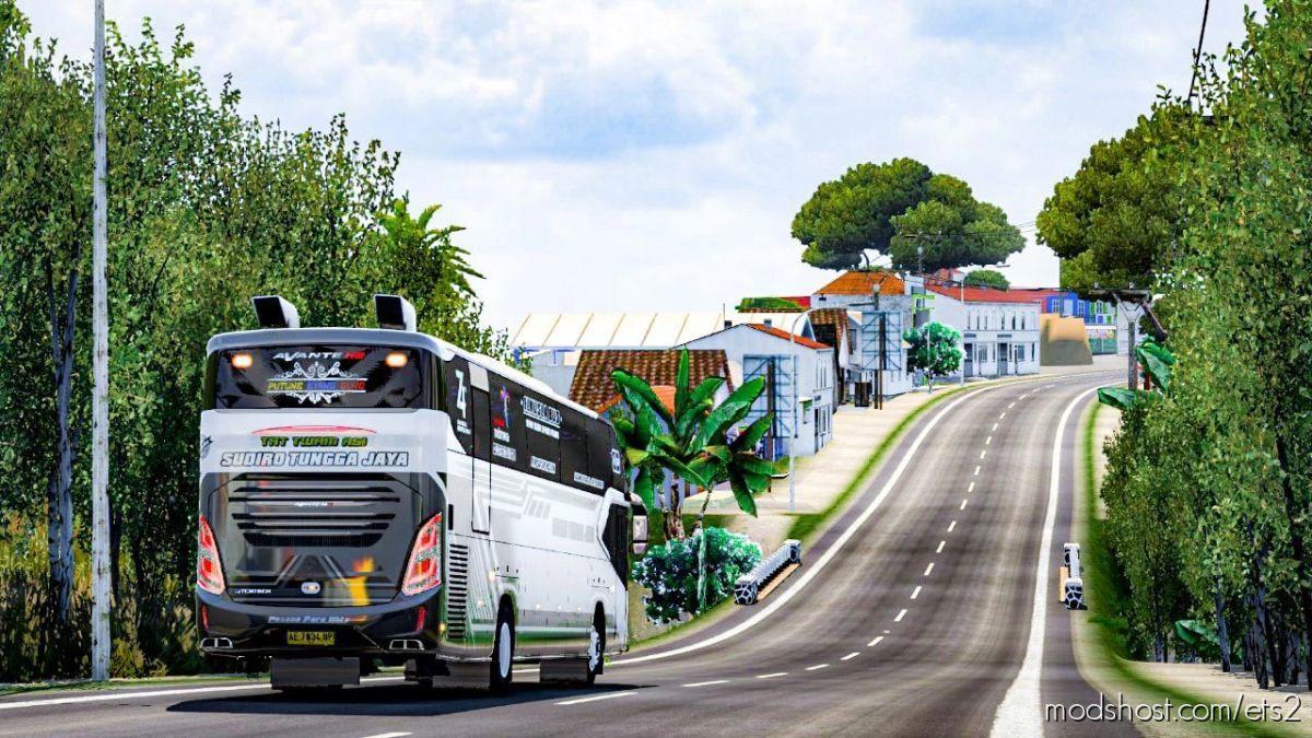 NEW Rework Map Malang V1.5 – [1.30 -1.40] for Euro Truck Simulator 2