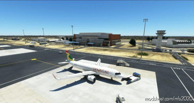 Gbyd – Banjul Yundum International Airport (THE Gambia) for Microsoft Flight Simulator 2020