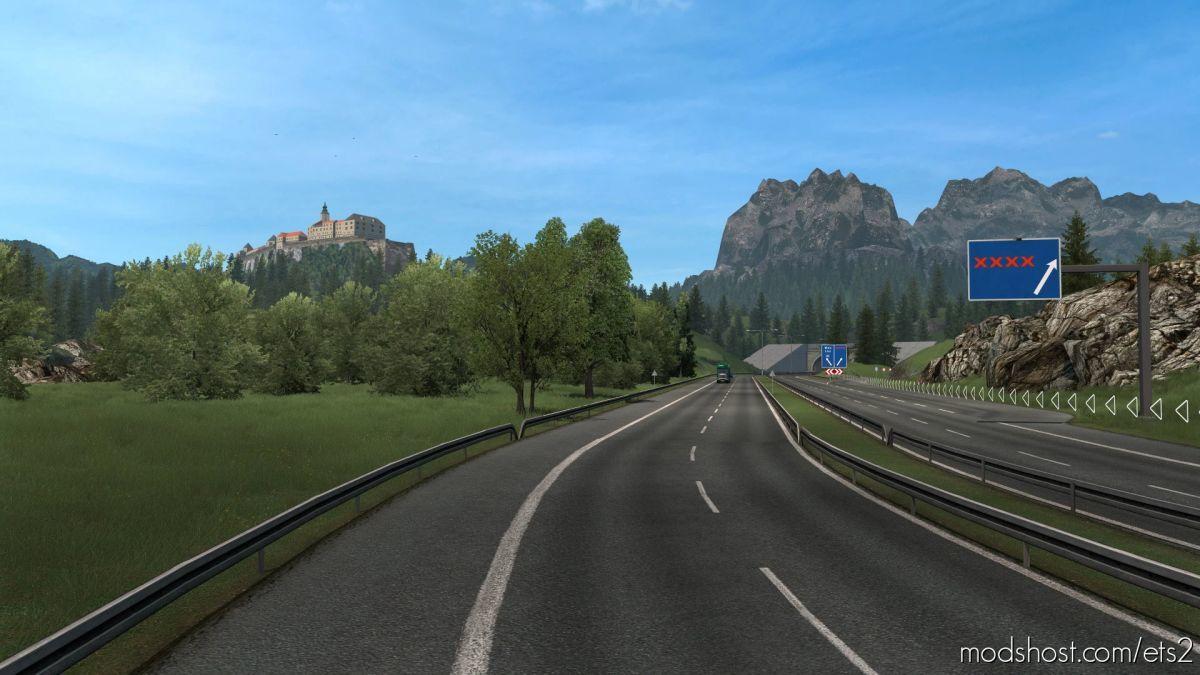 Grass V2.3 [1.40 – 1.41.X] for Euro Truck Simulator 2