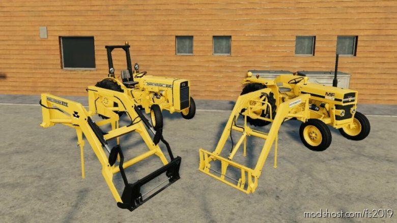 Massey Ferguson 20 Series V1.1 for Farming Simulator 19