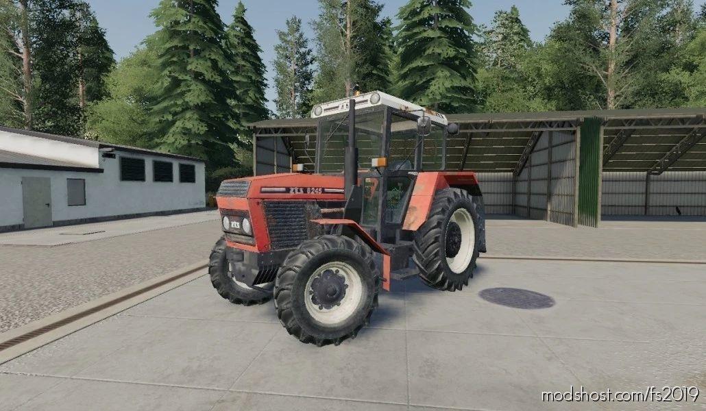 ZTS 8245 VIP for Farming Simulator 19