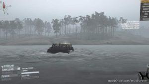 Floating Gt-Cm Mod V2 for MudRunner